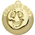 Sports Day Medal 50mm AM1168